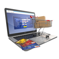 Complete self managed Ecommerce System